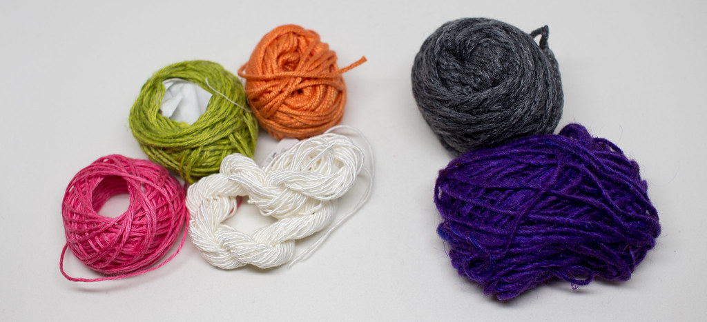 Jimmy Beans Beanie Bags vs Yarn of the Month