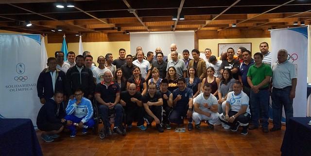 Proyecto para el Desarrollo de la Estructura Deportiva de Boxeo