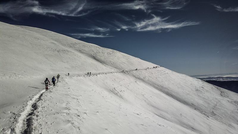 Midzor peak hiking