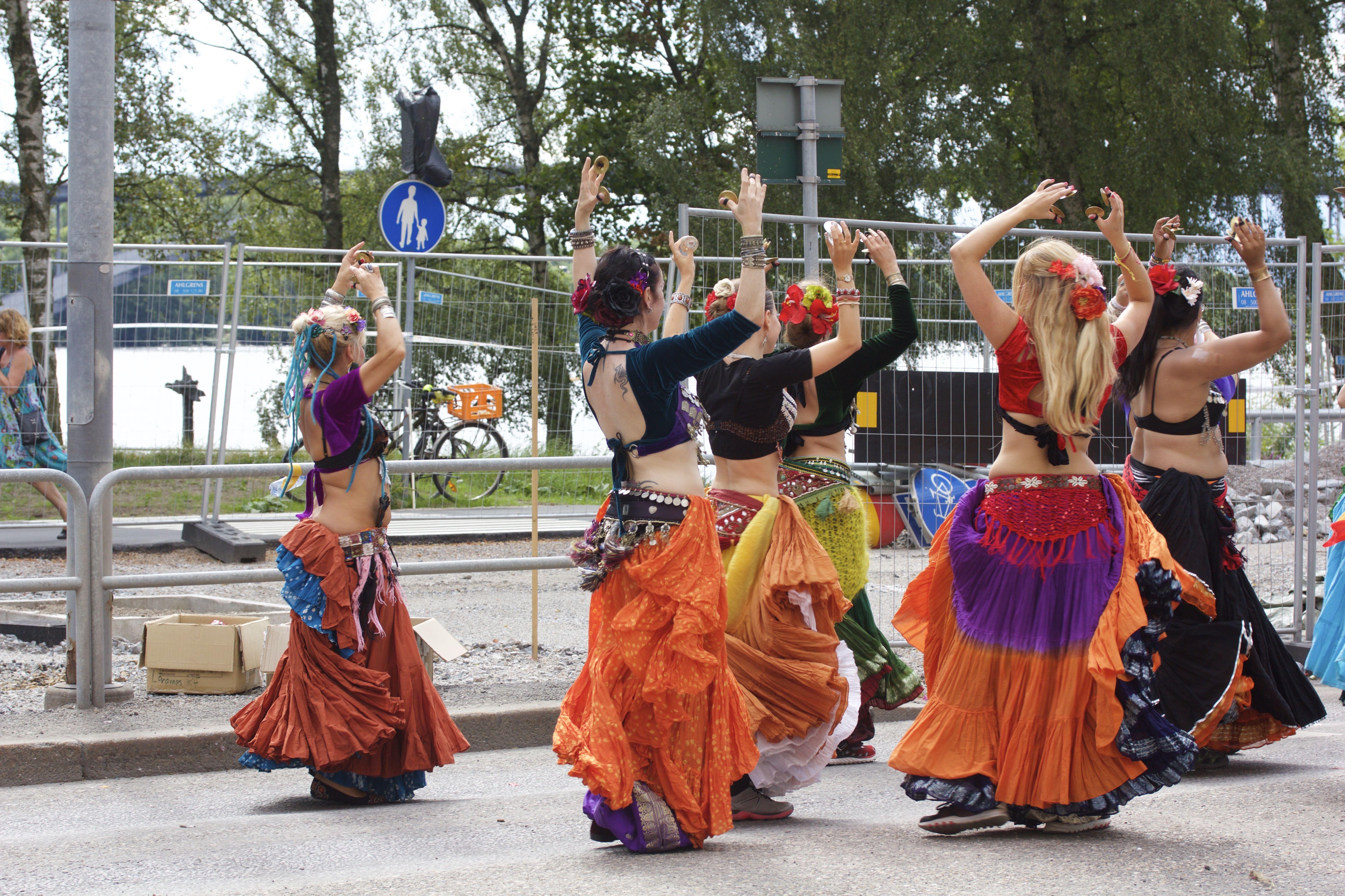 Stockholm Pride 2016 magdans