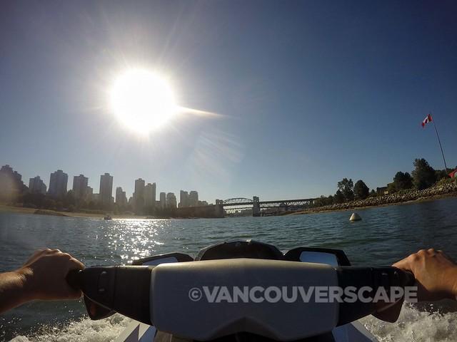 Vancouver Water Adventures-Seadoo Tour-1