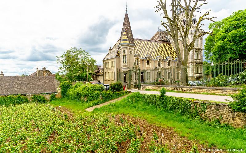 Château d'Aloxe-Corton