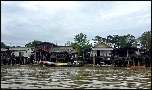 Little Amazon Tour - Fishing Village