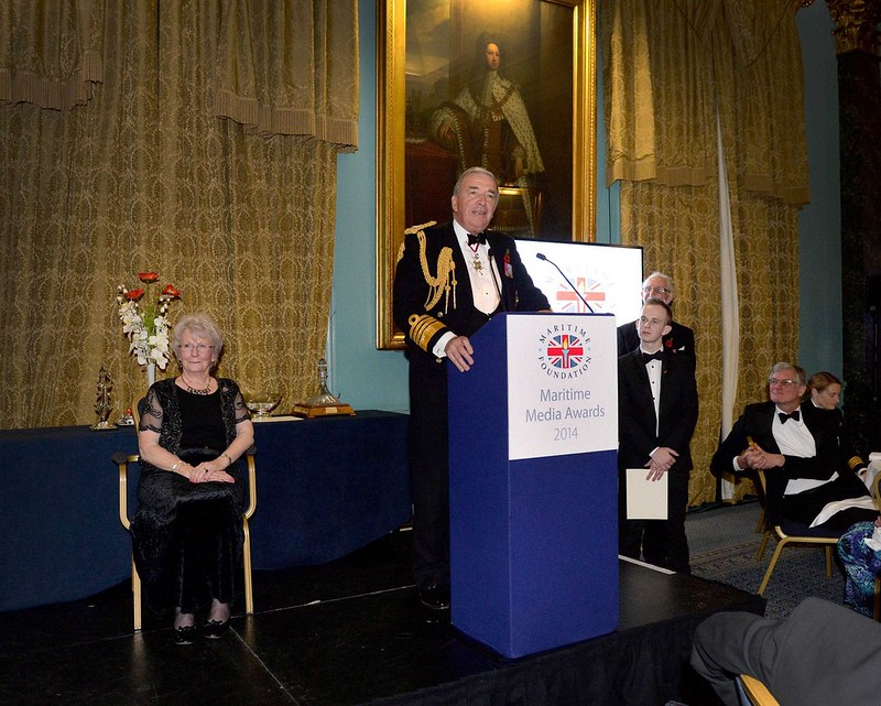 Maritime Media Awards 2014