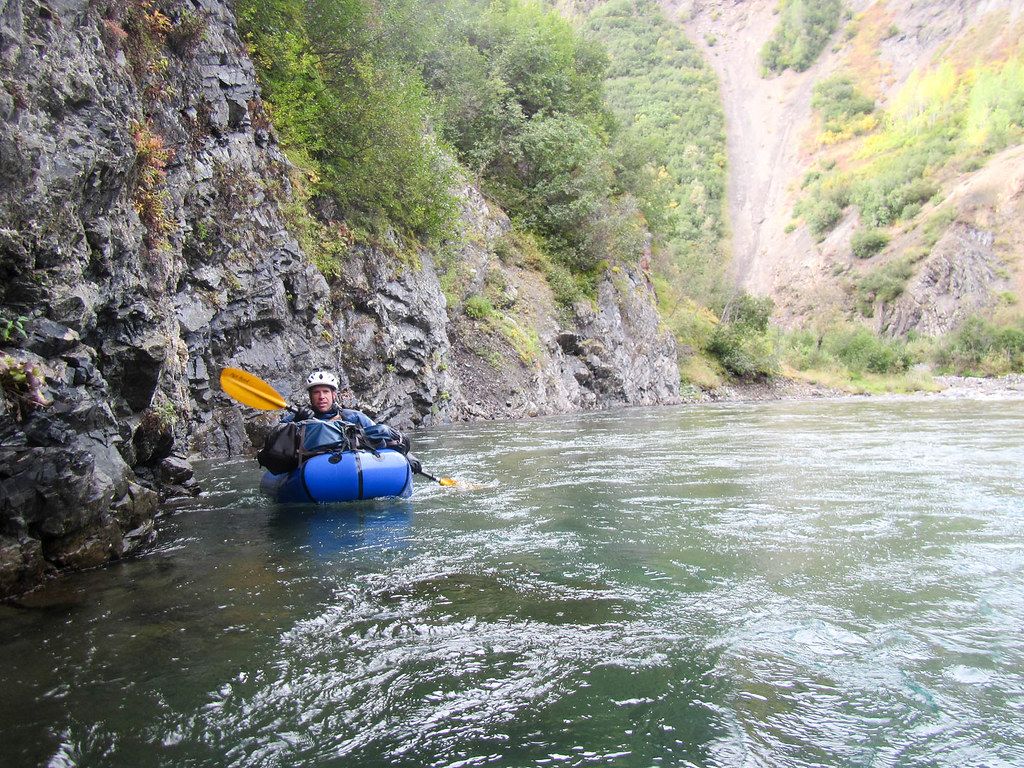 Jack River Packrafting
