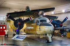 MM136556 41-6 - 465 - Italian Air Force - Grumman S-2F Tracker - Italian Air Force Museum Vigna di Valle, Italy - 160614 - Steven Gray - IMG_0628_HDR