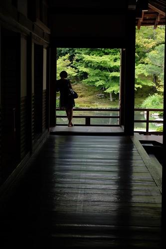 嵯峨嵐山の名刹天龍寺で美しき日本を愛でる