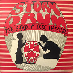 THE SHADOW BOX ORCHESTRA:STORY DRUMS(JACKET A)