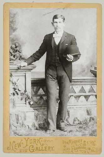 Cabinet Card gentleman