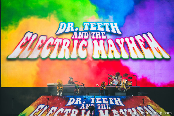 Dr. Teeth and the Electric Mayhem @ OSL 2016-3