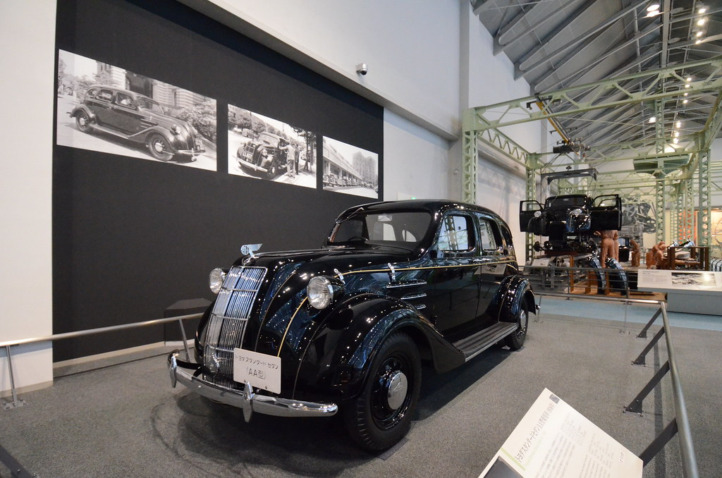 Brief History Of Toyota Motor Co And Museum Page 3