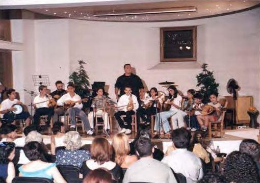 ΜΟΥΣΙΚΗ ΠΑΡΑΣΤΑΣΗ 2002