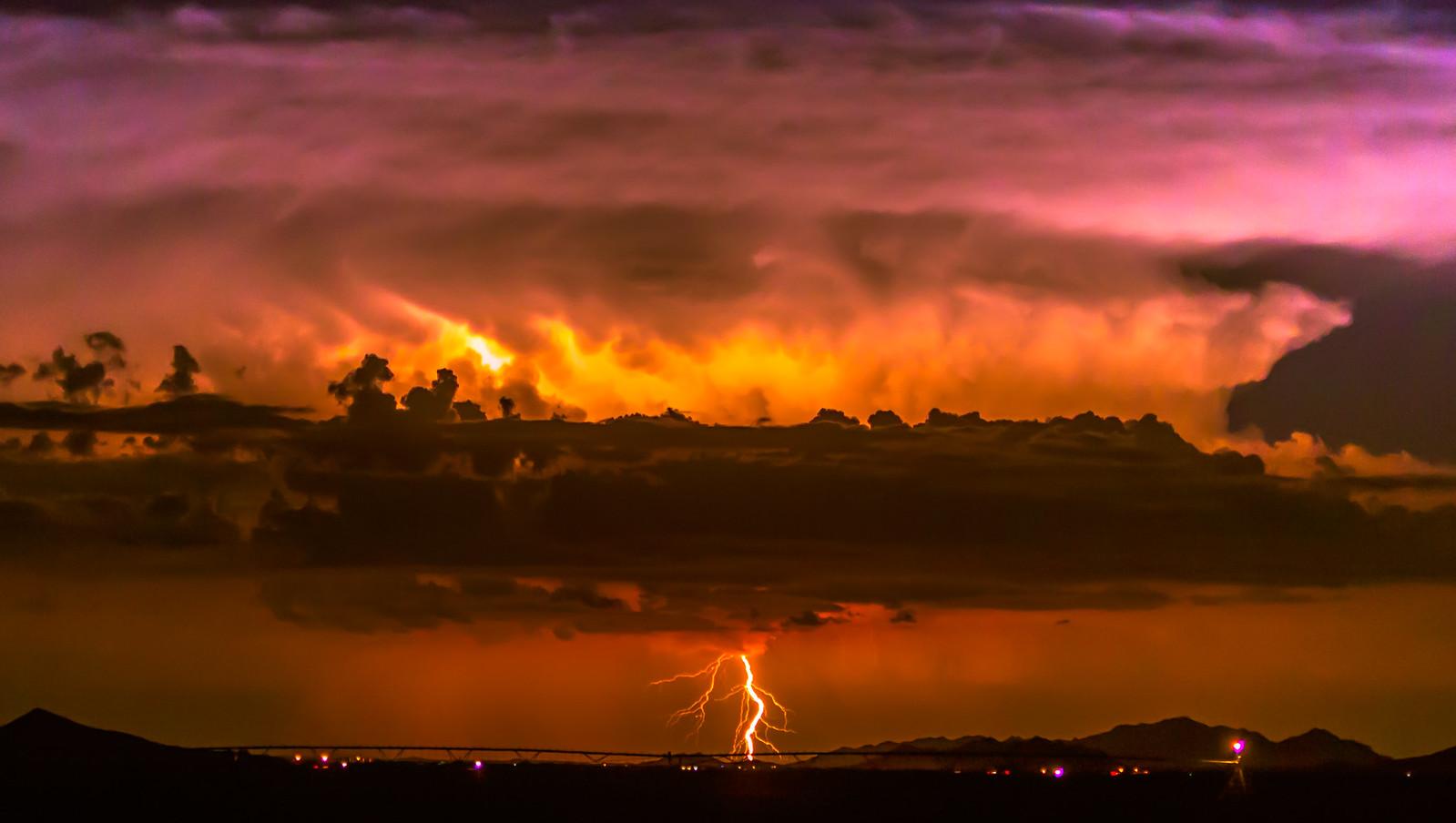 Lighting the Sky