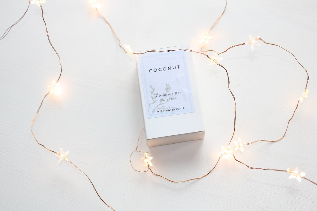 Miss Patisserie: Coconut Cleansing Bar