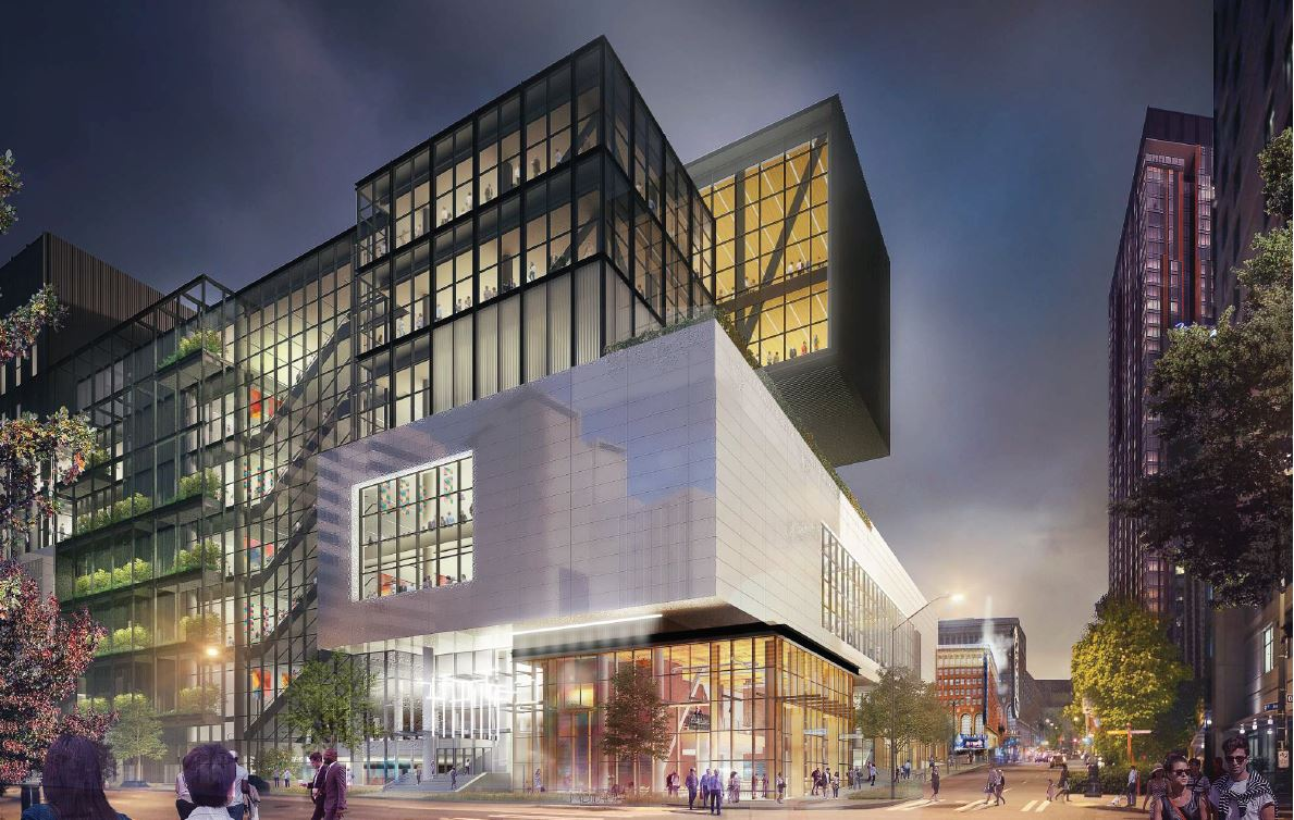 Washington State Convention Center Expansion - Page 46 ...