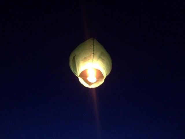 .sky lantern