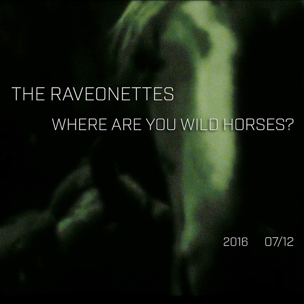 The Raveonettes - Where Are You Wild Horses