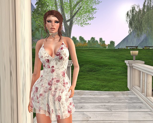 second life modeling