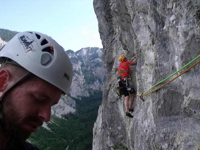 Rax Klobenwand Nix für Suderer 170m (6+)