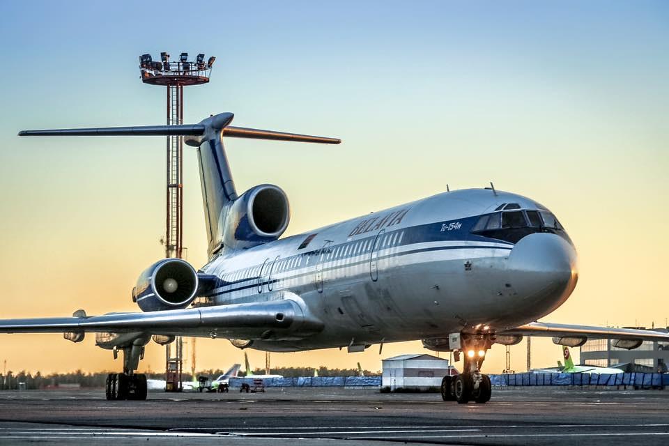 Nincs több Tu-154-járat Európában