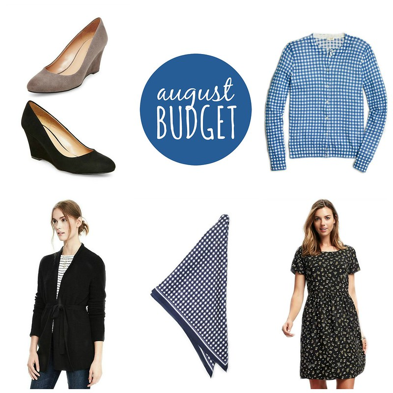 august 2016 budget | Style On Target