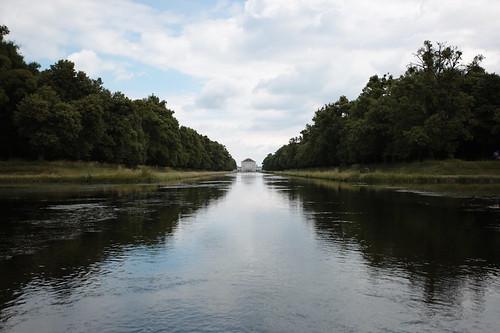 Castello Nymphenburg: i giardini