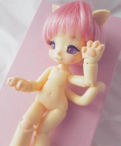 [Kinoko Juice] A wild Mew appears ! p1 29713726535_e242cf4cb2
