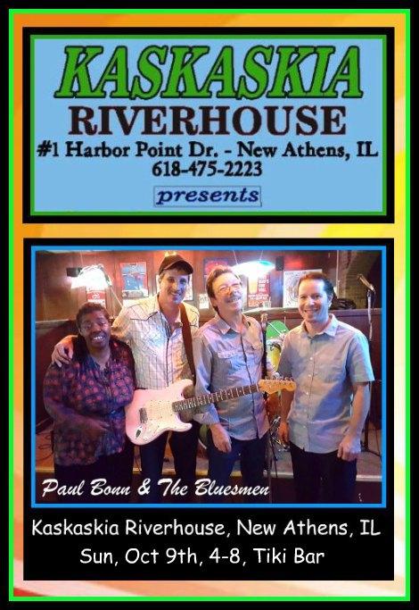 Kaskaskia Riverhouse 10-9-16