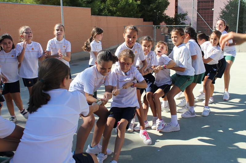 Juegos en educación primaria