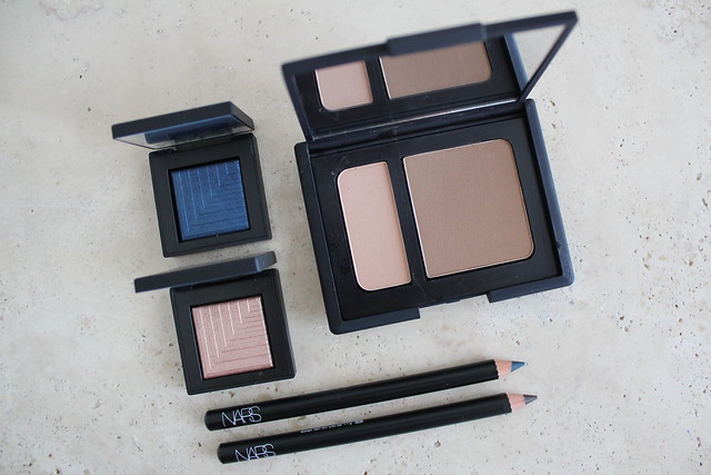 Review and swatch of NARS fall 2016 makeup