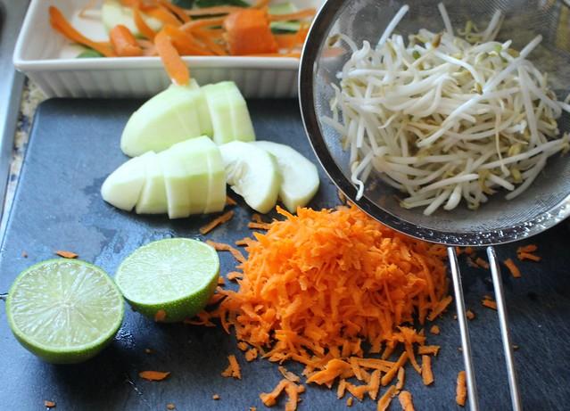 Thai Udon Noodle Salad Recipe