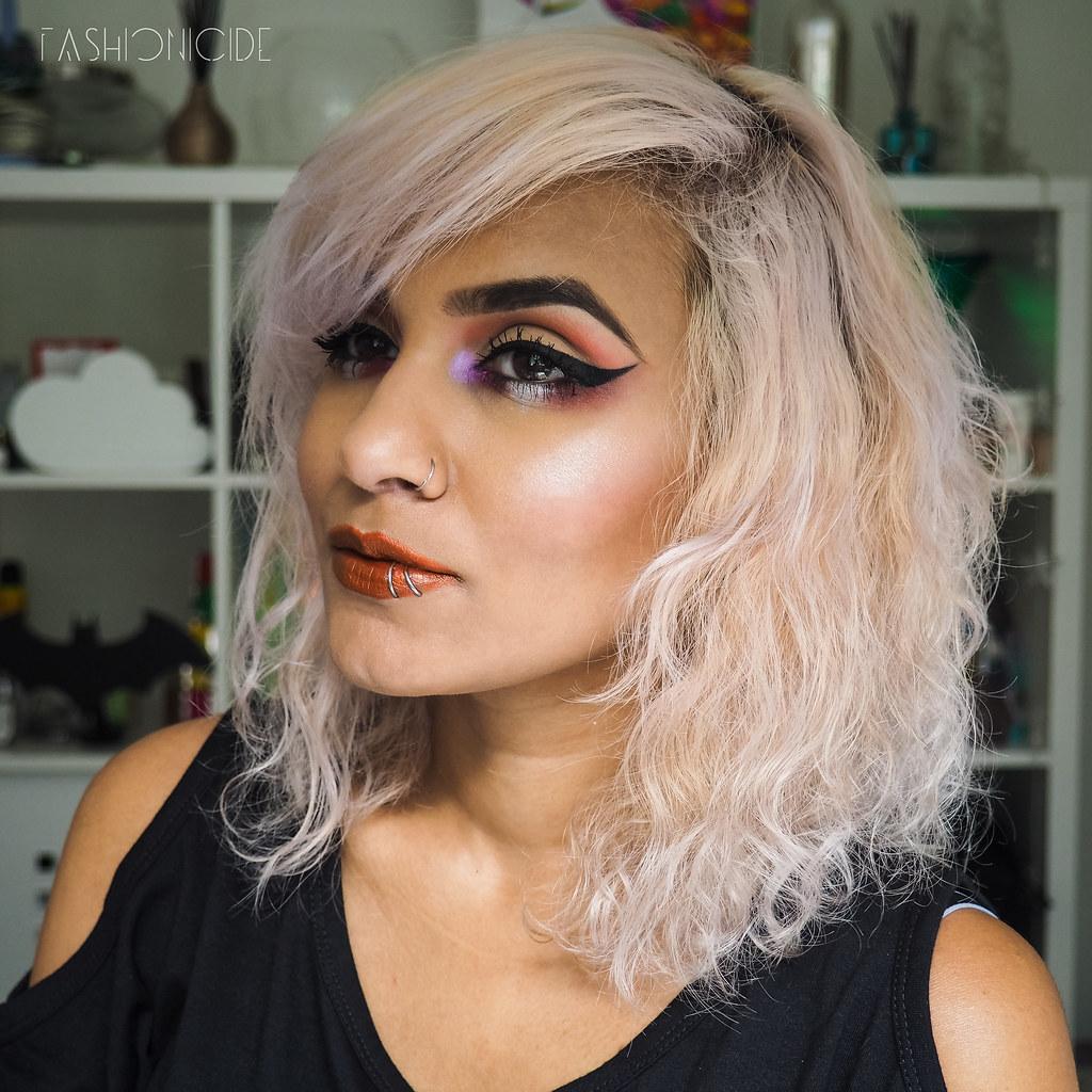 Makeup Geek Duochrome Phantom Makeup Look 7_