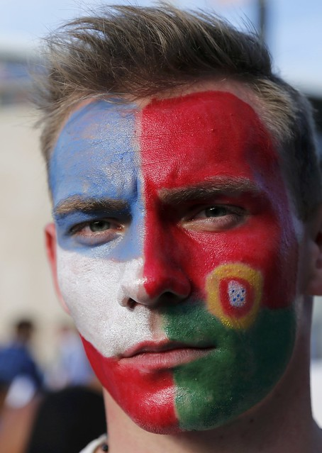 EURO 2016 FINAL PORTUGAL - FRANCE