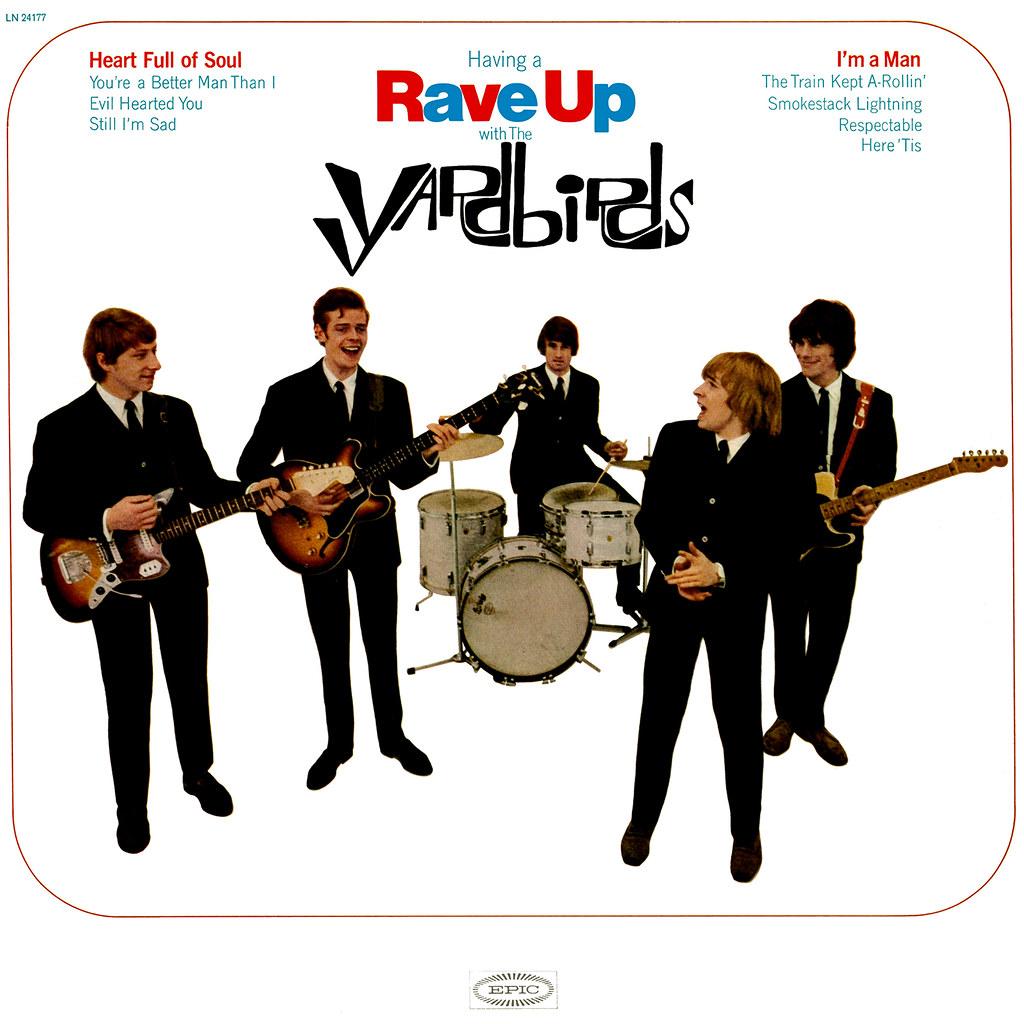 The Yardbirds – Having A Rave Up With The Yardbirds