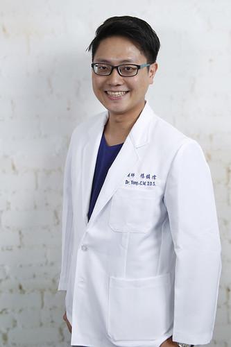 給楊鎮瑋醫師的感謝信 (1)