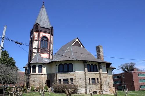 Fisk Memorial Chapel