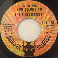 THE 5 STAIRSTEPS:O-O-H CHILD(LABEL SIDE-B)