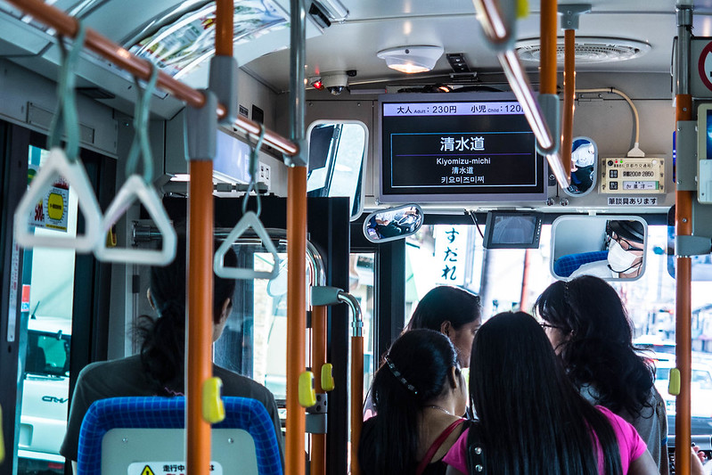 Autobús especial para turistas