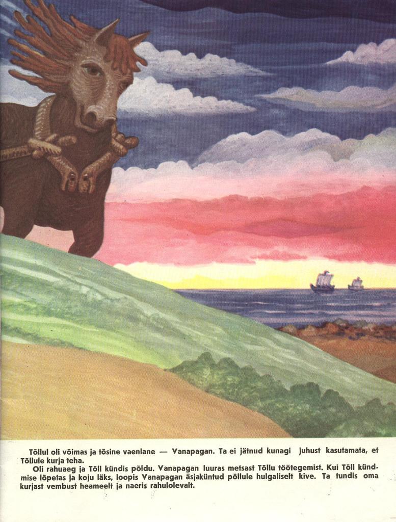 Tõll the Great - Page 04 - Written by Rein Raamat, Illustrated by Jüri Arrak, 1982