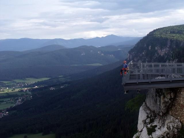 Hohe Wand Puzzle für Fortgeschrittene 200 m (7)