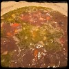 #BlackBean #Callaloo #Soup #Salad #Homemade #CucinaDelloZio - salt & pepper to taste...