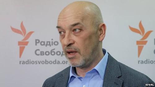 Тука розповів про стратегію повернення Донбасу