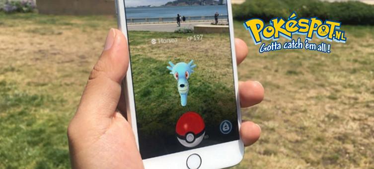 Pokémon GO Tip: AR maakt vangen moeilijker
