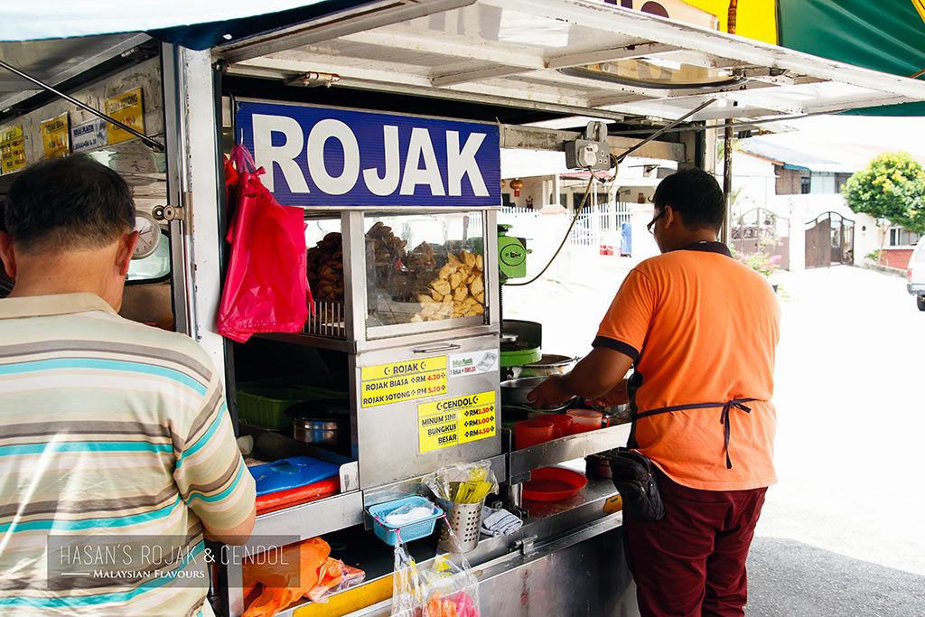 Hasan Rojak & Cendol, Seapark Petaling Jaya