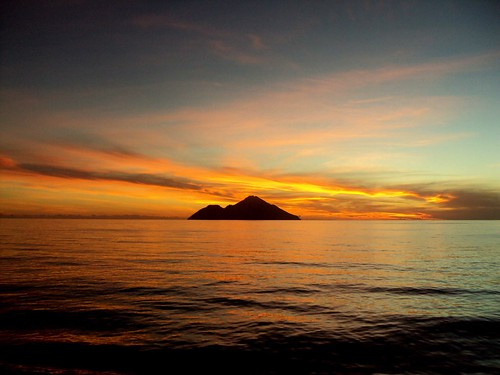 setting sun african caribbean - photo #12