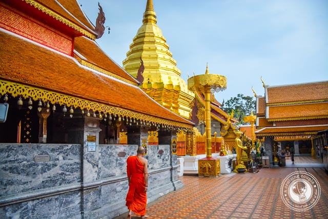 Wat Phra That Doi Suthep Chiang Mai Temple