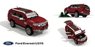 Ford Everest (U375 - 2015)