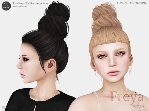 +elua+ Freya @SALEM