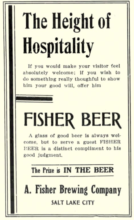 Fisher-beer-1917