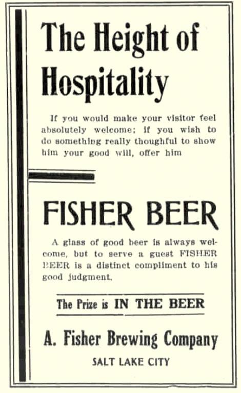Fisher-beer-1917